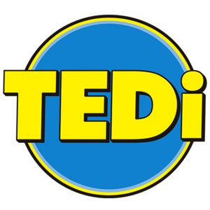 TEDi logo | Sisak West | Supernova